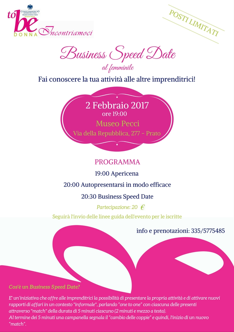 speed dating efficace